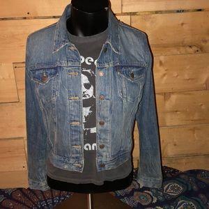 Vintage Levi's Denim Jacket. Size XL